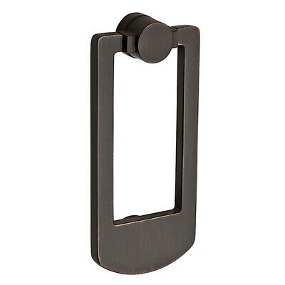Baldwin Reserve Contemporary Door Knocker in 4  Available Finishes