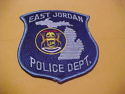 Image result for east jordan police patch