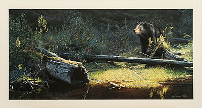 Brent Townsend - Out of the Shadows - Limited Edition Print