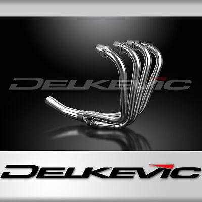 Stainless Downpipes Header Exhaust Manifold Kawasaki ZR750C Zephyr 91 92 93 94