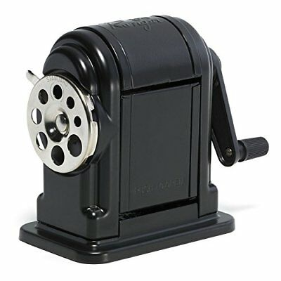 X-ACTO Ranger 55 Manual Pencil Sharpener, Black New