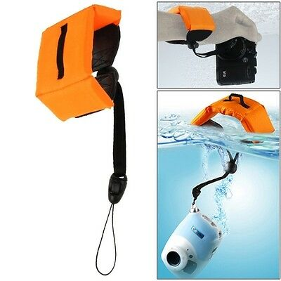 Underwater Photography Floating Float Wrist Strap GoPro HERO Session 5 4 3+ 3 2
