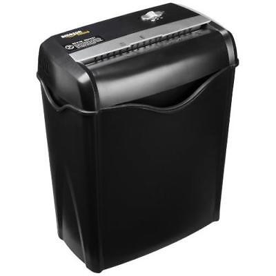 AmazonBasics 6-Sheet Cross-Cut Paper and Credit Card Shredder New
