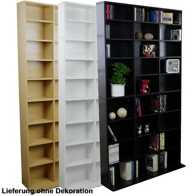cd regal acryl f r 30 cd und 56 dvd 125cm hoch 35cm breit 23cm tief eur 90 00 picclick de. Black Bedroom Furniture Sets. Home Design Ideas