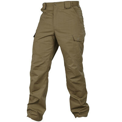 Pentagon Leonidas Tactical Pants Airsoft Military Ripstop Mens Trousers Coyote