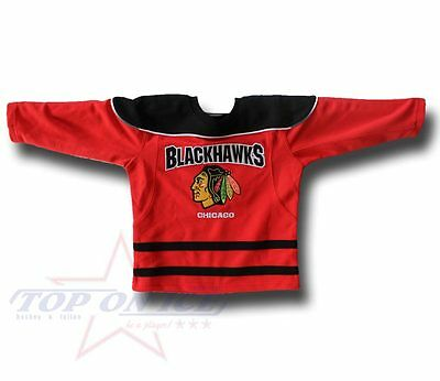 Kinder-Trikot NHL Chicago Black Hawks