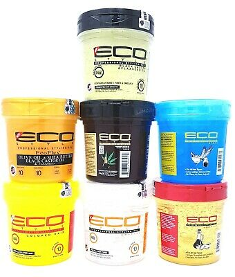 Eco Styler Maximum Hold Alcohol Free Styling Gel 473Ml