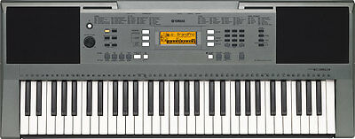 Yamaha PSR-E353 61-Key Touch Response Digital Keyboard