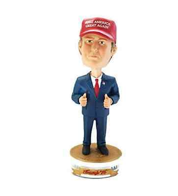 Donald Trump Bobblehead - NEW Make America Great Again Figurine Desk Toy