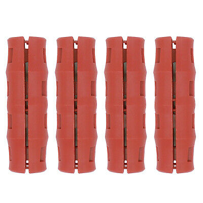Snappy Grip Red Ergonomic Replacement Bucket Handles 4 Pack