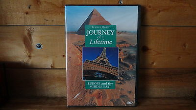 Reader's Digest Journey of a Lifetime! Europe & the Middle East DVD New Sealed