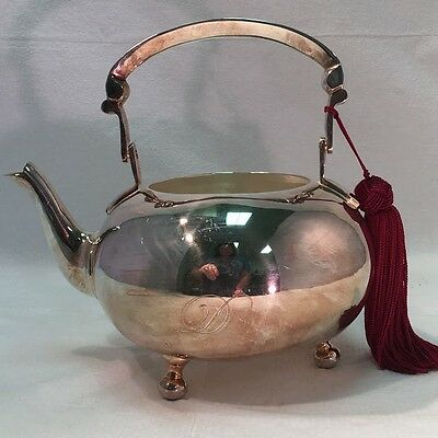 Beautiful Tea Kettle Brass Possibly
