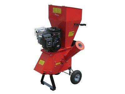 PARKLANDER CHIPPER/SHREDDER PSC-76-B- Takes Palms