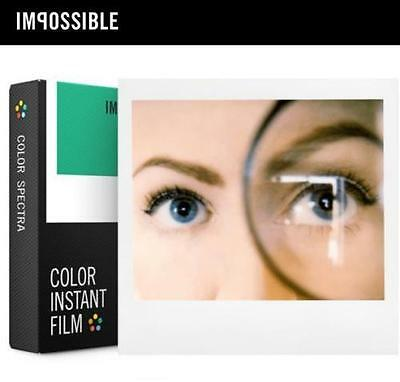 Impossible Project COLOR Film for polaroid Image Spectra System Cameras