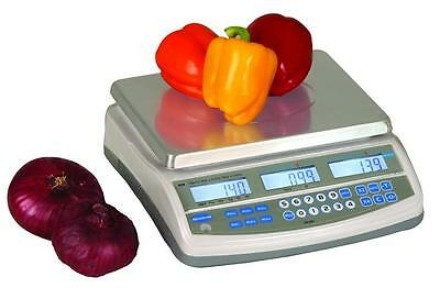 Brecknell  PC-60 Price computing Scale NTEP US & Canada,60 LBX0.02 LB,lb/kg/oz