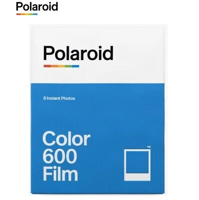 Polaroid Originals (Impossible Project) COLOR instant film for 660 636 OneStep