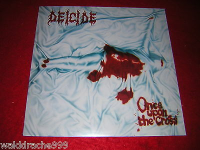 Deicide - Once Upon the Cross, RRCAR8949-1, Sealt Vinyl LP 2011