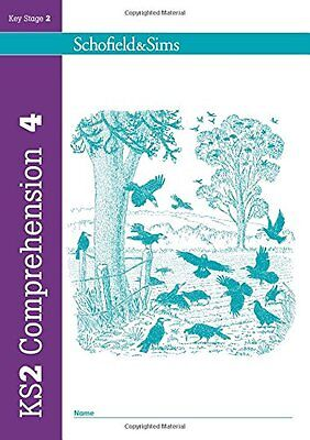 KS2 Comprehension Book 4 Of 4: Years 3 6 Teacher S Guide Also Available New