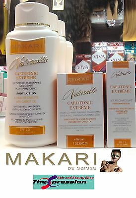 Makari Naturalle Carotonic Lotion/Soap/Cream/serum Original-AUTHORISED UK SELLER
