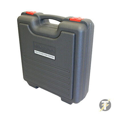 Megger 1004-319 Protective Hard Carry Case for Multifunction Testers MFT17/1800