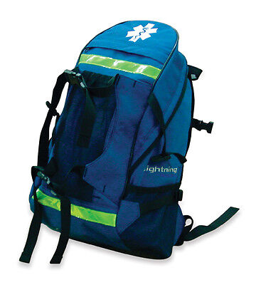 Navy Lightning X Special Events Trauma Backpack w/ Dividers, EMT First Aid