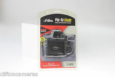 Delikn Pop-Up Shade Screen Protector for Canon EOS Rebel XTI