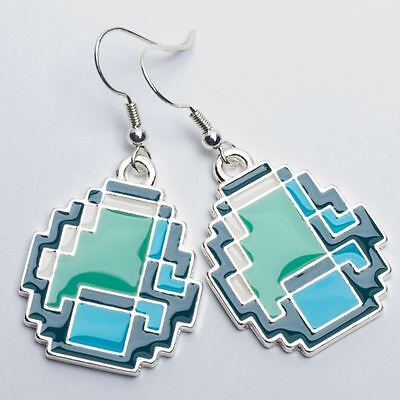 Official Product | MINECRAFT DIAMOND EARRINGS