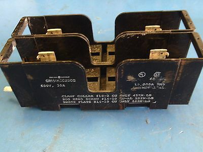 General Electric Fuse Block CR151KCC22CQ