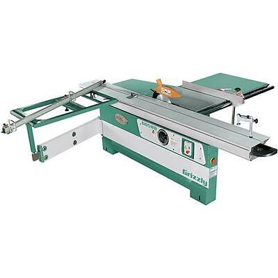 "G0588 Grizzly 12"" Sliding Table Saw"