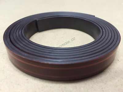 Craft Flexible Self Adhesive Magnet Rubber Magnetic Photo Fridge Roll Tape Strip