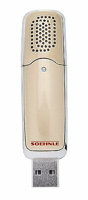 Soehnle USB Portable Aroma Diffuser Home Car Office Air Humidifier, Gold