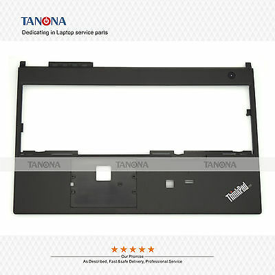 New Lenovo ThinkPad T440P Palmrest Upper Case KB Bezel W//FPR slot AP0SQ000400