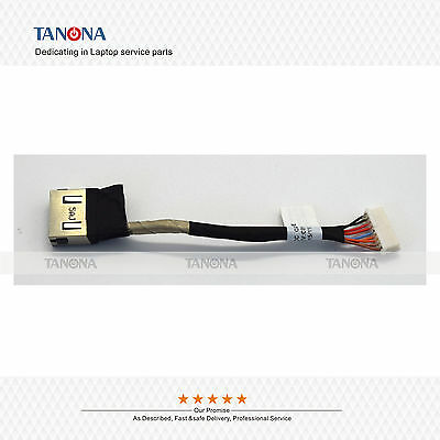 Lenovo ThinkPad T540p W540 W540p W541 W541p 04X5515 New DC In Power Jack Cable