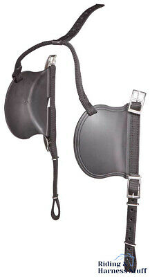 Zilco Tedex Carriage Driving Harness - Blinkers & Cheeks