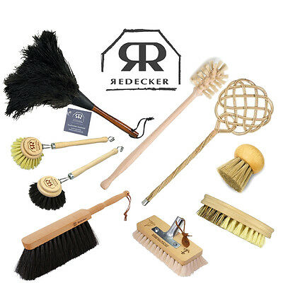 Redecker Ostrich Duster Brush Pan Dish Carpet Cleaning Kits