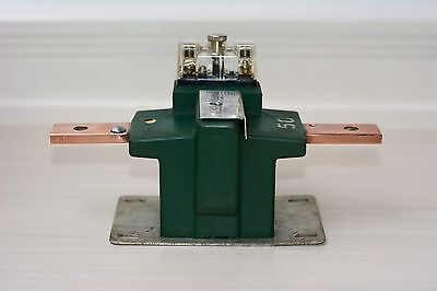 Ferranti-Packard transformer ratio 50:5 A model LD 2-w, used, tested, warrantied