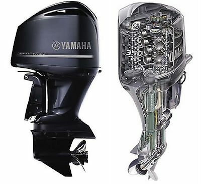 Yamaha 4 stroke Outboard F225TLR Motor Service Manual Library