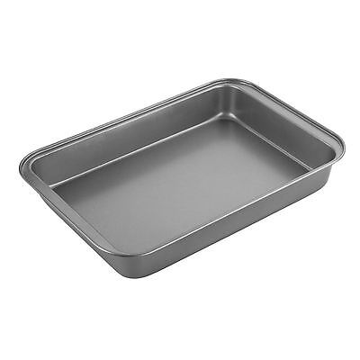 Chef Aid Non Stick Roaster Roasting Baking Tray Tin 32 x 22 x 5cm
