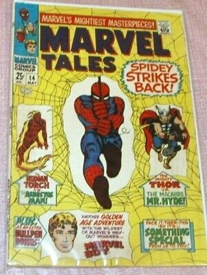 Marvel Tales #14 Marvel Silver Age 1967 Comic Book (Reprinted Classics) FN+/VF-