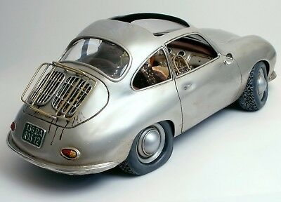 "GUILLERMO FORCHINO - ""PORSCHE 356 SC"" - XXL-Version - limited Edition - FO85044"