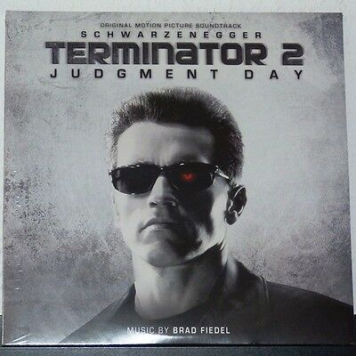 Brad Fiedel - Terminator 2: Judgment Day (OMPS) / Doppel-LP limited