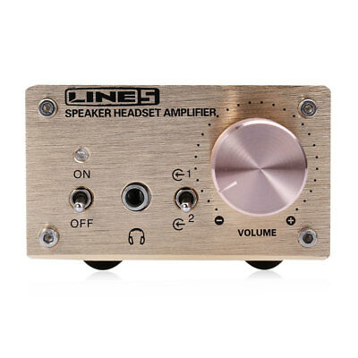 LINES A910 Portbale 3.5mm interface Audio Computer Stereo Headphone Amplifier