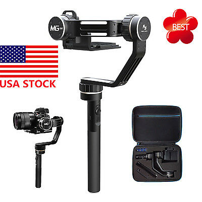 Feiyu FY-MG Lite 3 Axis Handheld Mirrorless Camera Gimbal For Sony A7 A7S A7R II