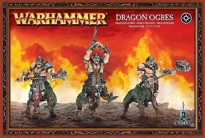 Dragon Ogres Warhammer Age of Sigmar