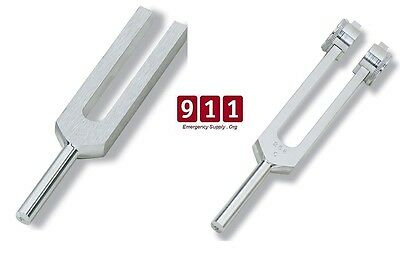 Medical Tuning Fork Made of Aluminum Alloy Choose 128 256 or 512 hz Frequency