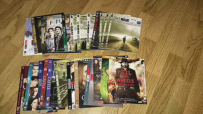 Premium DVD Slipcovers (TV series) *LOOK AT MY OTHER ADS FOR MORE SLIPCOVERS*