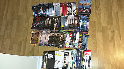 Standard DVD Slipcovers (M to X + Quebec) *LOOK AT MY OTHER ADS FOR MORE*