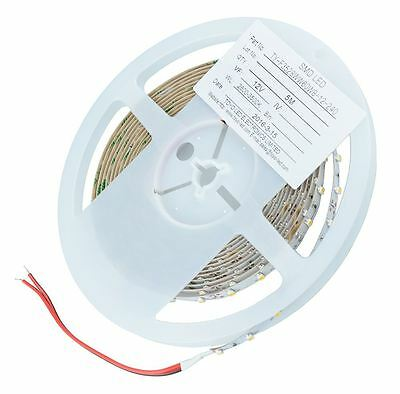 White 5M 3528 LED Strip 300LEDs 12V