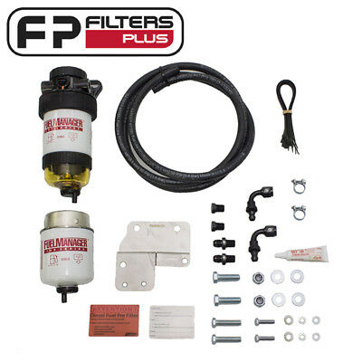 FM626DPK - Fuel Manager Kit- Patrol 4.2L T/Diesel- Protect your Injectors