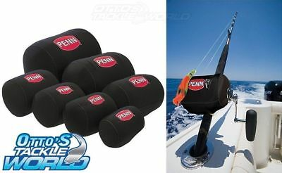 PENN Neoprene Overhead Conventional Reel Cover ALL SIZES BRAND NEW at Otto's
